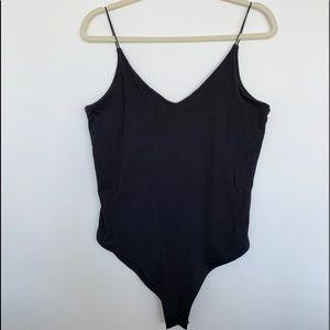 Thin Strap Bodysuit